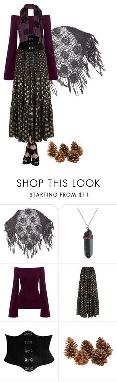 """""""Happy Winter Solstice"""" by reginalove ❤ liked on Polyvore featuring jucca, Finders Keepers, Temperley London, CO and Rundholz"""