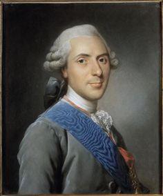 Louis de France (1729-1765), Dauphin, fils de Louis XV, attribué à Anne Baptiste Nivelon (actif de 1750 à 1764)