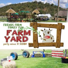 Farmyard at Sediba is a self-catering, exclusive-use venue, nestled among the hills hugging the Cradle of Humankind, close to Johannesburg.  Set on a 55ha privately owned farm, we offer a rustic, outdoor, self-catering venue in breathtaking country side, a mere 30minutes from Johannesburg CBD / Sandton areas. You will feel like you are miles away from the city.  Our large thatched lapa, beautiful green lawn, huge jungle gym and great views makes this a perfect place for any party. Perfect…
