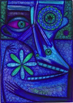 Don Hitchings, Blue Art Taste Good