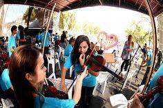 Destinado a jovens de 10 a 18 anos, o programa de música e orquestra do Instituto GPA de Santos abre inscrições, entre os dias 5 e 23 de fevereiro