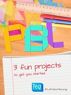 Free PBL e-book with 3 projects to get you started. Problem Based Learning, Inquiry Based Learning, Project Based Learning, Learning Activities, Teaching Resources, Teaching Ideas, Math Coach, Service Learning, Gifted Education