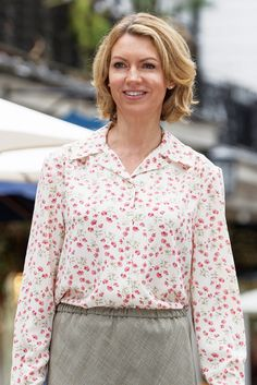 Carnation Crepe Blouse by Carr & Westley. Carr and Westley offers a great range of clothing from classic ladieswear designer, Carr & Westley. Order online now for FREE UK DELIVERY.