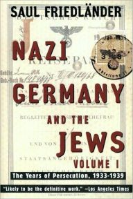 "Nazi Germany and the Jews: Volume I By Saul Friedländer - ""The richest, fullest study of its kind"" (Kirkus Reviews): This in-depth chronicle of the early years of German fascism traces the Nazi Party's frightening rise to power — and its terrible consequences. An engrossing must-read from a Pulitzer Prize–winning author."