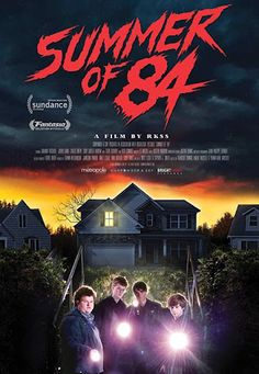 Lato '84 / Summer of 84 (2018) [Lektor PL] film online na eFilmy.tv Scary Movies To Watch, Good Movies, Action Film, Action Movies, Female Cop, Scary Stories To Tell, Streaming Hd, English Movies, 2018 Movies