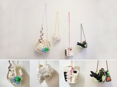 Fashion Design Portfolio, Plant Hanger, Drop Earrings, Decor, Art, Art Background, Decoration, Dekoration, Kunst