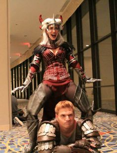 andraste's tits, i can't even begin Dragon Age Memes, Dragon Age Funny, Dragon Age 2, Dragon Age Origins, Dragon Age Alistair, Amazing Cosplay, Best Cosplay, Grey Warden, Dragon Age Inquisition