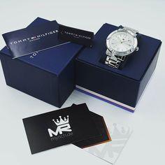 Tommy Hilfiger | @MyRich.de #tommyhilfiger #tommy #hilfiger #watch #style #uhr #trend #life #chronograph #lifestyle #brand #market #luxus #juwelry #luxury #unisex #woman#fashion #time #timezone #special #silver #Silber #damen  #marketing #accessories