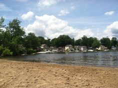 Highland Lake in Winsted, CT  -  Photo taken by ~SMS 2013~