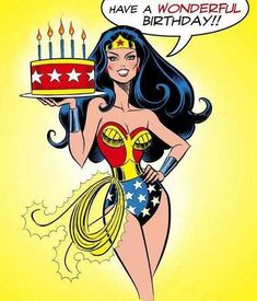 happy birthday wonder woman - Google Search