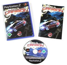 Need For Speed: Carbon für Playstation 2,in OVP