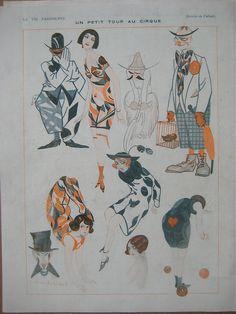 Sacha Zaliouk (1887-1971). La Vie Parisienne. [Pinned 15-iii-2015]
