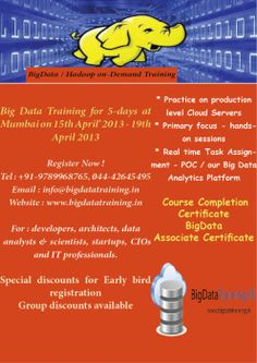 Hands-on-hadoop-mahout-machine-learning-courses-it-services