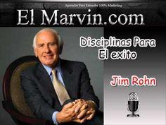 Disciplinas Para El Exito - Jim Rohn (Audio Completo Español)