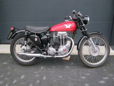 Matchless G 80s 1957 | AJS 16 350cm3 engine