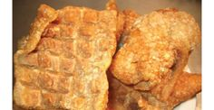 Traditional Chicharrones de Pollo (Fried Chicken)