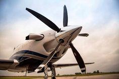 Hartzell Awarded STC For Merdian, M500 Propellers