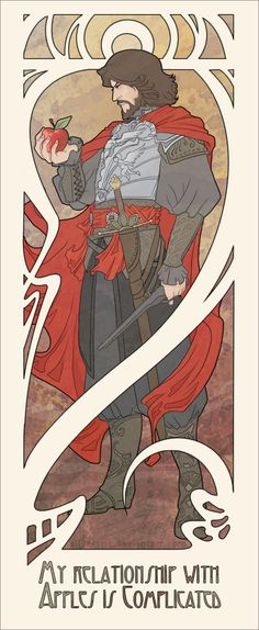"""Assassins Creed characters portraits by S. Strand   like the border, and the """"complicated"""" is amusing."""