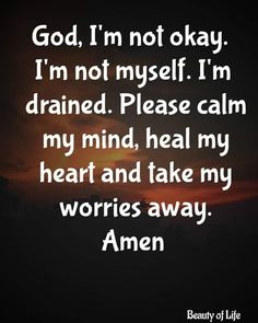 Looking for for ideas for positive quotes?Browse around this website for unique positive quotes ideas. These inspirational quotes will make you happy. Prayer Verses, Faith Prayer, Bible Verses Quotes, Wisdom Quotes, Jesus Quotes, Dear God Quotes, Bible Bible, Worrying Quotes Bible, Losing Faith Quotes