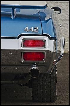 1971 Oldsmobile 442 W-30 Convertible 455 CI, Factory Air #Mecum #Kissimmee #WhereTheCarsAre