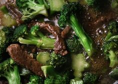 Beef and Broccoli Stir Fry - quick and tasty Chinese restaurant classic / The 99 Cent Chef