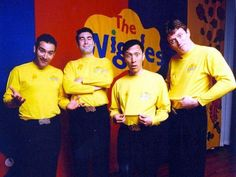 Which is the Yellow Wiggle?