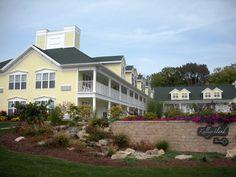 Kelleys Island Venture Resort - Kelleys Island, Ohio. #lodging