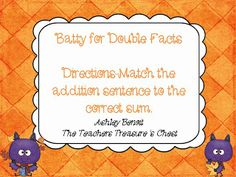 The Teacher's Treasure Chest: Batty for Literacy Centers and a FREEBIE!