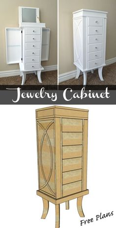Diy Jewelry Organizer, Organized Homes, Daily Declutter