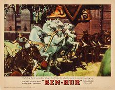 BEN HUR - Film of the year 1959