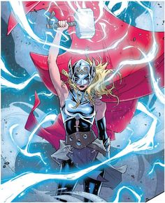 Thor by Russell Dauterman