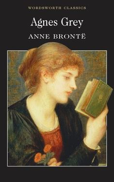Agnes Grey by Anne Brontë. Read a review at http://readinginthegarden.blogspot.com/2013/04/agnes-grey-by-anne-bronte.html