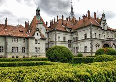 Замок в Чинадиево