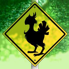 Chocobo Crossing - gonna get this for my house xD