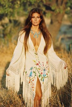 Raquel Welsh, 1970's