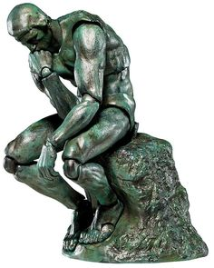 Amazon.com: FREEing The Thinker Figma Figure: Toys & Games