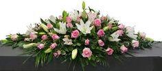 Casket Flowers, Altar Flowers, Funeral Flowers, Wedding Flowers, Diy Flower Arrangements For Funeral, Flowers For Men, Funeral Sprays, Casket Sprays, Funeral Tributes