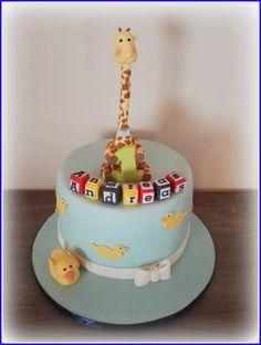 Taart giraf sweetsinabox@hotmail.com