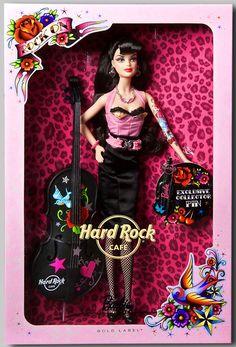 Barbie 2009: Hard Rock Cafe Barbie