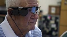 The Argus 2, a bionic eye implant made by Second Sight, allows patients to have their vision partially restored. The retinal prosthesis was invented by Mark Humayan, an ophthalmologist at the University of California's Keck School of Medicine. #newtech #technology #innovation #whyisit #blindness #blind #retina #retinalimplant #implant #medical #restore #sight #prosthesis