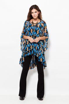 2153ce84bd TUNICA MOONLIGHT ANITA - tunicas - Looks noite. Yahalom Fashion · Vestidos  verano