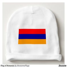 Flag of Armenia Baby Beanie