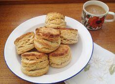 Dessert Pocket: Buttermilk Biscuits# desserts made with buttermilk
