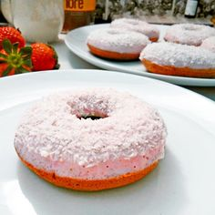 Sweet And Salty, Doughnut, Low Carb, Healthy Recipes, Bread, Meals, Desserts, Food, Cakes