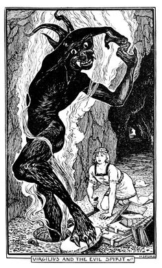 Henry Justice Ford - The violet fairy book, edited by Andrew Lang, 1906 (illustration 14)