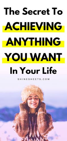 The Secret To Achieving Anything You Want In Your Life Self Development, Personal Development, Leadership Development, Life Hacks Every Girl Should Know, Get Your Life, Self Improvement Tips, Self Care Routine, Positive Mindset, Best Self
