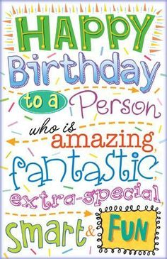 Ultimate Guide To Cute Happy Birthday Wishes & Quotes happy birthday quotes Cute Happy Birthday Wishes, Happy Birthday For Her, Happy Birthday Wishes Quotes, Birthday Quotes For Him, Happy Birthday Pictures, Happy Birthday Greetings, Birthday Images, Happy Birthday Special Person, Happy Quotes