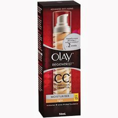 Melissa Bubbles Beauty, Fashion & Life!: Olay Regenerist CC Cream Quick Review + GIVEAWAY