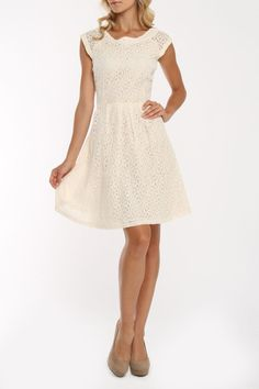 Perfect dress for a shower or rehearsal dinner