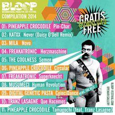 BLOOP - free download!!! BLOOP 2014 compilation